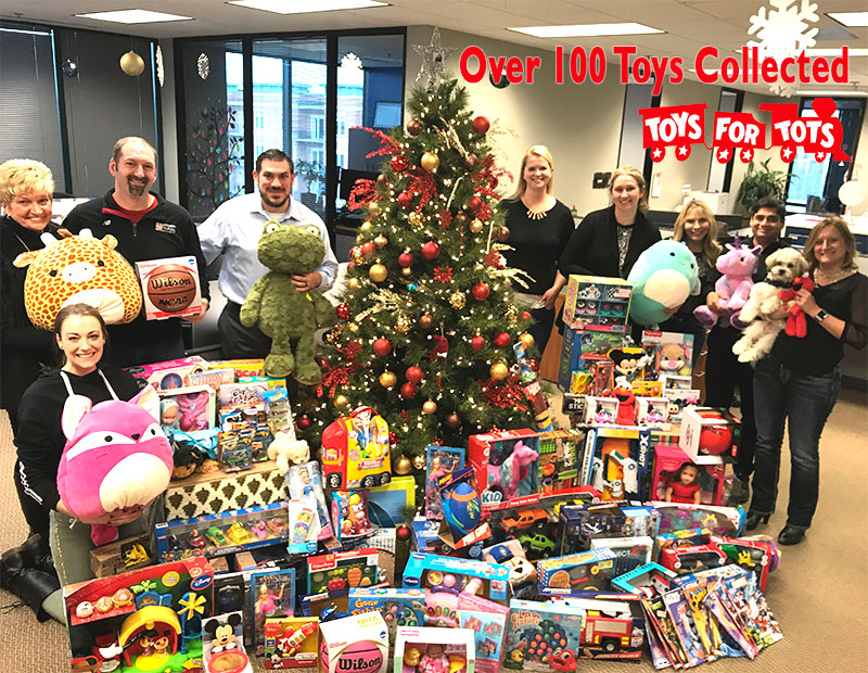 About Us | Toys for Tots | blueStone Staffing