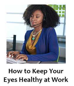 How to Keep Your Eyes Healthy at Work | blueStone Staffing Benefits | blueStone IT Staffing Agency