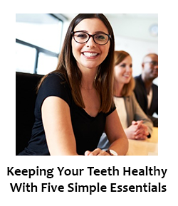 Keeping Your Teeth Healthy | blueStone Staffing Benefits | blueStone IT Staffing Agency